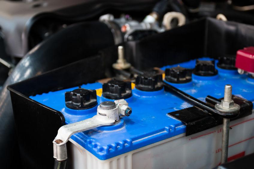 batería para autos