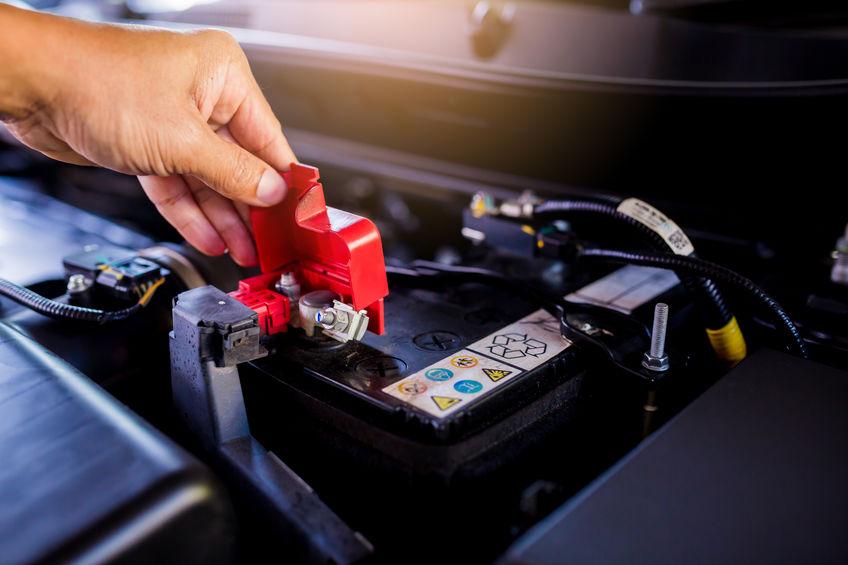 cargador de batería para auto